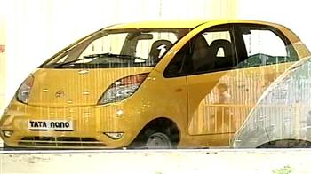 Video : Tata Nano to roll out from Gujarat plant today