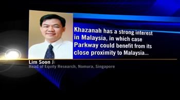 Video : Bidding war for Parkway: All eyes now on Khazanah