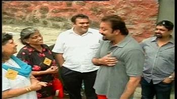 Video : Sanju gets set to be a father again