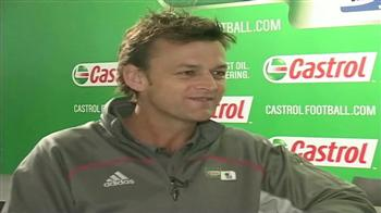 Video : Gilchrist to watch the World Cup final