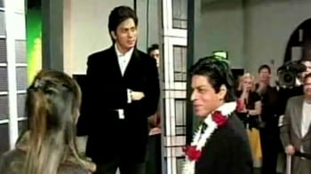 Video : SRK to wax eloquent in Times Square