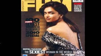 Video : Deepika voted FHM's sexiest woman