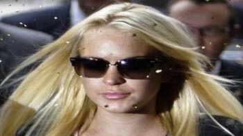 Lindsay: Leave jail, head to re-hab?