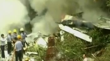 Video : Last 30 min of plane that crashed at Mangalore