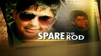 Video : Spare the rod, spoil the child?