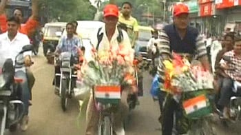 Video : Cycle rally a salute to 26/11 martyrs