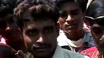Video : पश्चि़म बंगाल में ट्रेन हादसा