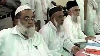 Video : Muslim Law Board decides to challenge Ayodhya verdict
