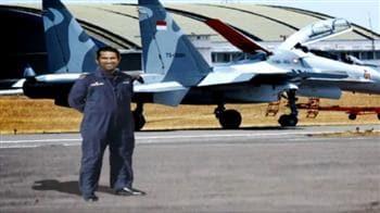 Video : Sachin Tendulkar, Air Force Group Captain