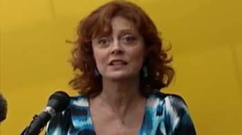 Video : Susan Sarandon fights against sex trafficking