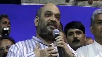 Video : Justice has prevailed, says Amit Shah