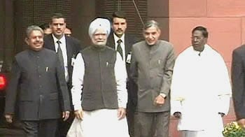 Video : PM's meet on Food Security Bill