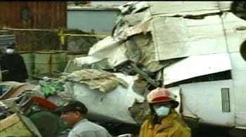 Video : Venezuela plane crashes with 51 on board, 14 dead
