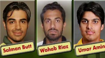 Video : Match-fixing scandal: Pak accused trio in deep trouble?