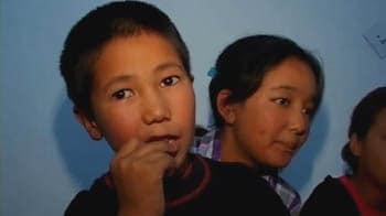 Video : Rebuilding lives in Ladakh