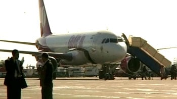 Video : Air services to Srinagar suspended