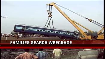 Video : Bengal train derailment: Death toll rises to 120