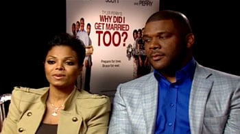 Janet Jackson and Tyler Perry on a tough year