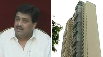 Video : Land grab fallout: Exit Chavan?