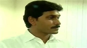 Video : There's no law and order problem in Andhra Pradesh: Jagan