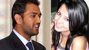 Video : Wedding wishes for Dhoni-Sakshi