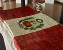 Video : Peru's largest chocolate flag