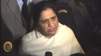Video : We will ask Centre for Special Force: Mayawati