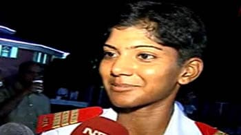 Video : Chennai girl becomes first woman to raise 'Sword of Honour'