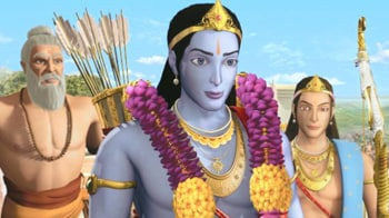 Video : First look of Ramayana - The Epic
