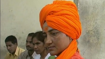 Video : RSS sees red over 'saffron terror'