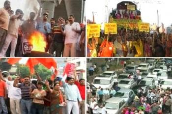 Video : The bandh that stopped India