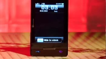 Video : Just Arrived: The Gravity Phone from Micromax