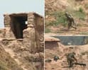 Video : BSF team trapped by Pak Rangers in J&K