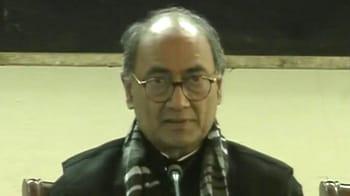 Video : Digvijaya provides details of calls with Hemant Karkare