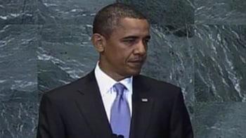 Video : Obama preaches peaces; Iran talks conspiracy