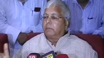 Video : Ayodhya verdict: Lalu appeals for peace