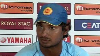 Video : No-ball row: Sangakkara takes the blame