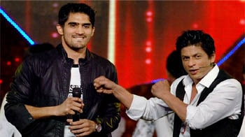 Video : When Bollywood and sports came together