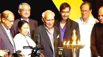 Video : Anupama covers IFFI in Goa