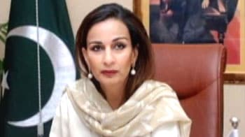 Video : Pak ex-minister Sherry Rehman fit to be killed, says cleric