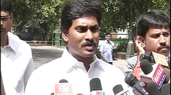 Video : Jagan Mohan Reddy resigns as Kadapa MP