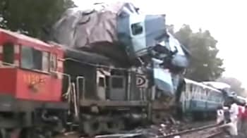 Video : Train collision kills 23; drunk staff to blame?