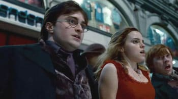 New trailer: Harry Potter and the Deathly Hallows