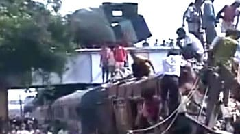 Video : Tragedy on tracks in West Bengal