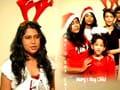 Video : Kids love to sing the carols