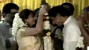 Video : Shashi Tharoor weds Sunanda Pushkar