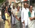 Video: Trinamool, CPM clash in civic polls