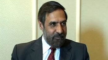 Video : Protectionism does not help: Anand Sharma