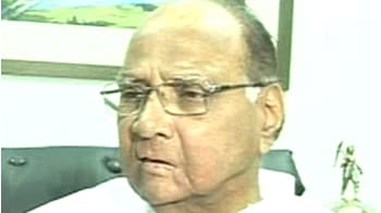 Video : Supreme Court to Pawar: It's an order, not suggestion