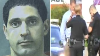 Video : Serial stabbing suspect snared at airport